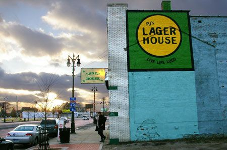 "<a href=""http://www.pjslagerhouse.com/"">PJ's Lager House</a> 1254 Michigan Ave., Detroit (313) 961-4668  One of Detroit's bes"