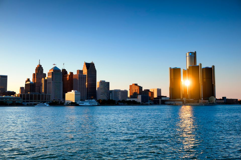 "Detroit has suffered a bad reputation for years now, thanks to its weak economy and mass exodus of residents. ""It's a tale of"