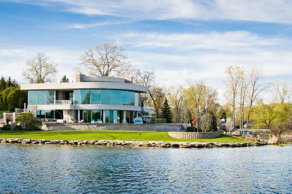 1867 Long Pointe Drive, Bloomfield Township, Mich. Price: $4,200,000 Bedrooms: 4 Bathrooms: 6 Square footage: 5,097  See 1867