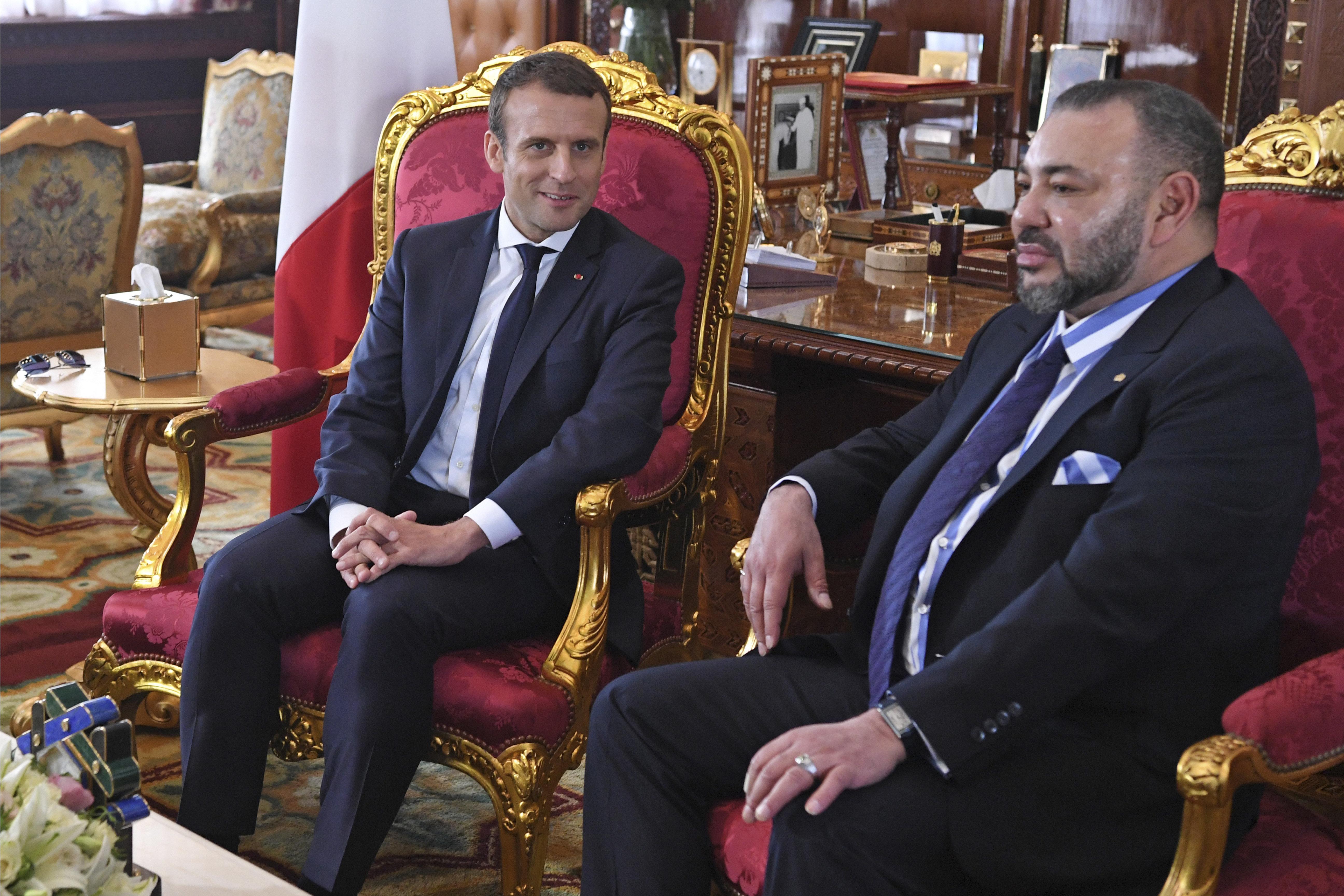Emmanuel Macron au Maroc le 15 novembre pour l'inauguration de la