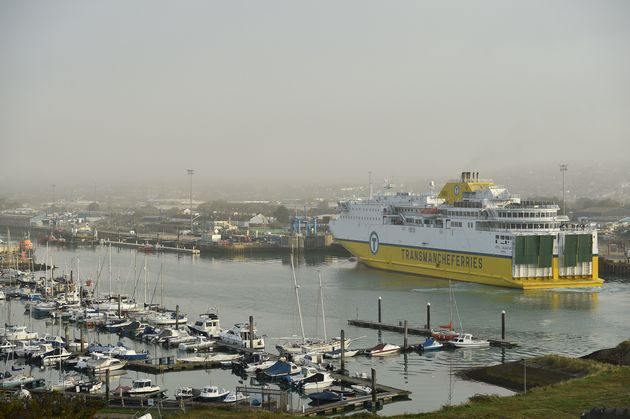 Newhaven port (file