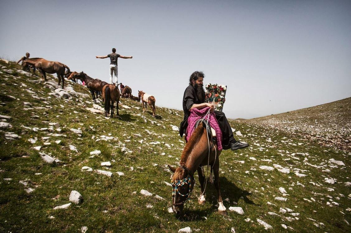 «Ήθος»: Εικόνες από μια άλλη Ελλάδα στο Μουσείο Μπενάκη