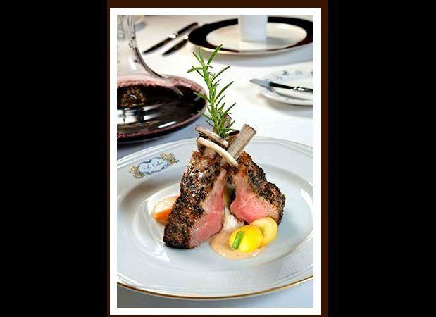 """Those who want to kick off Valentine's Day a day early can do it at <a href=""""http://www.zagat.com/r/cellar-the-fullerton"""" tar"""