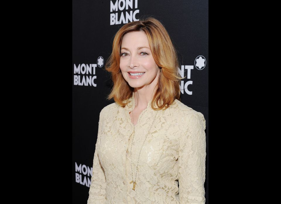 LOS ANGELES, CA - FEBRUARY 25:  Actress Sharon Lawrence arrives at the Montblanc Jewellery Brunch Celebrating Collection Prin