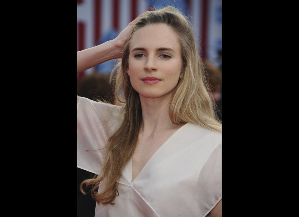 """<strong>HuffPost: How long ago did you make """"Sound Of My Voice""""?</strong>  Brit Marling: We shot it in August of 2010. And"""