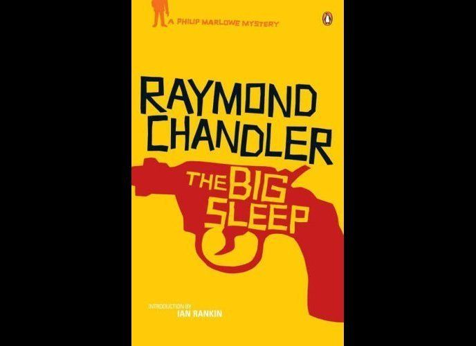 """""""The Big Sleep"""" By Raymond Chandler  A Philip Marlowe mystery published in 1939. For a special treat, watch Bogie and Bacal"""