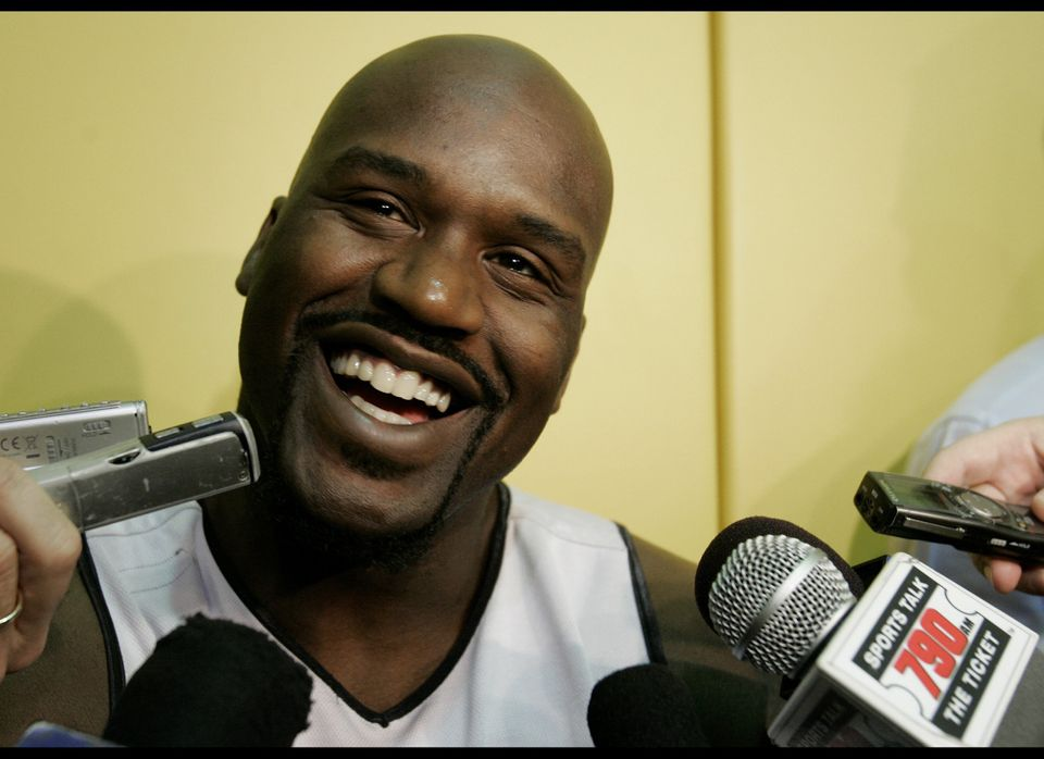 """""""I've won at every level, except college and pro.""""   -Shaquille O'Neal, before winning an NBA title"""