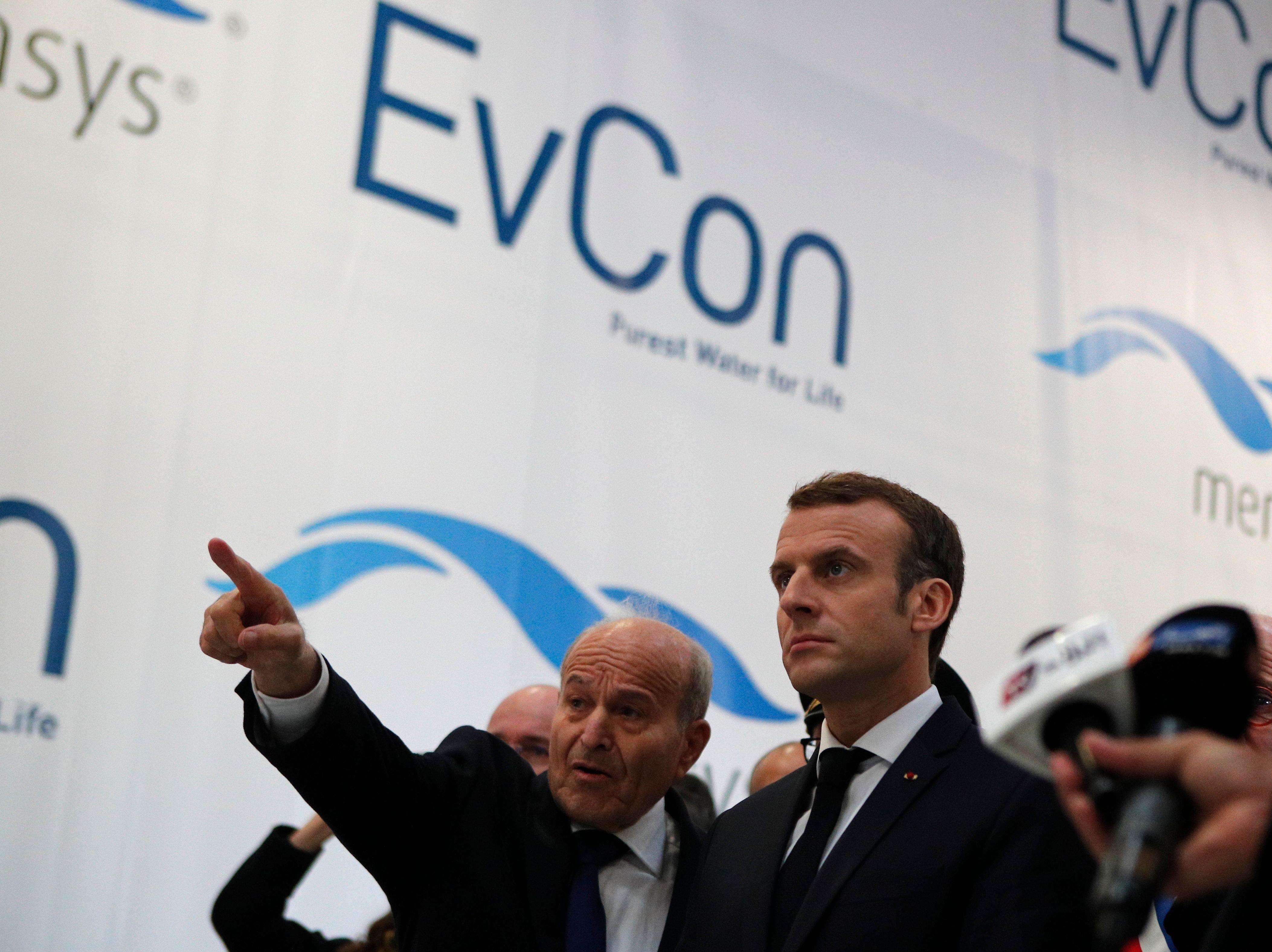 Cevital et l'Elysée annoncent un investissement dans les