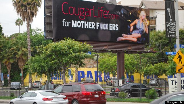 Cougar life desktop site