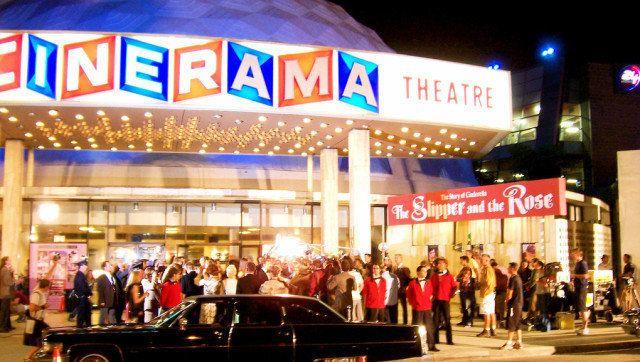 Cinerama Dome Hollywood: Theater To Celebrate Cinerama's 60th