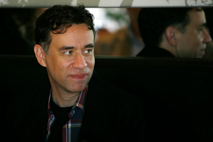 PORTLAND, OR - AUGUST 30: Fred Armisen appears at IFC's Sneak Peak Of 'Portlandia' Season 3 Luncheon on August 30, 2012 in Po