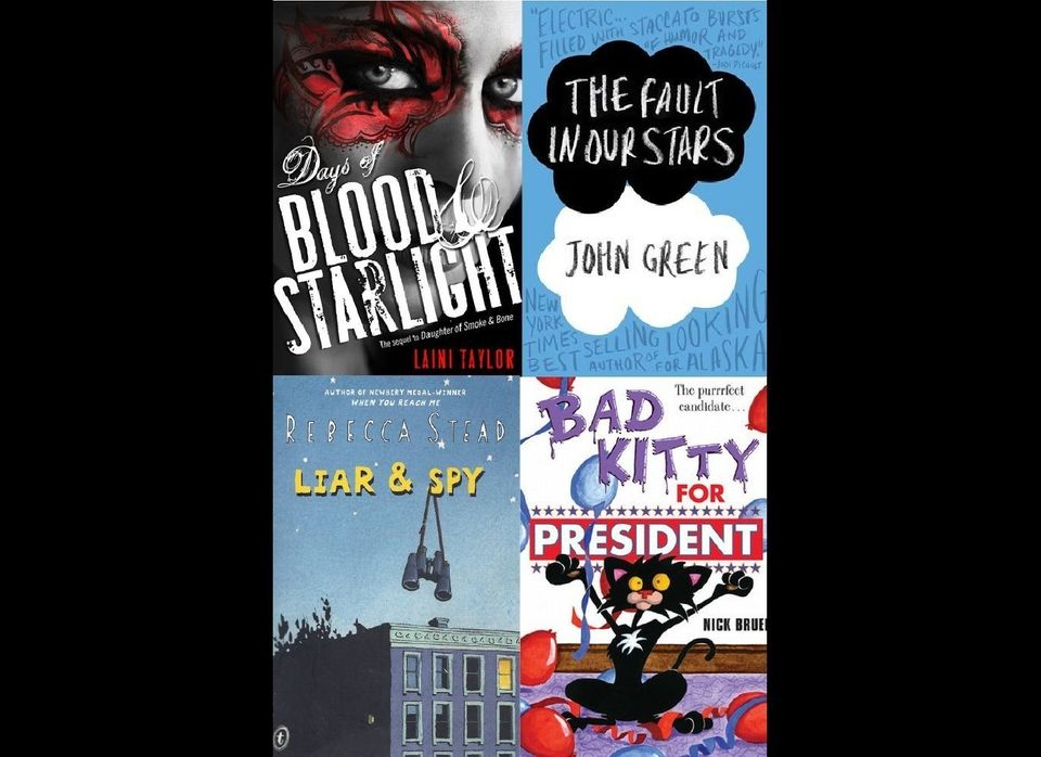 "These are just a few of our librarians' favorite children's and teen books of 2012. You can check out the complete <a href=""h"
