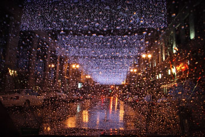 Los Angeles Rain: Bad Weather Causes Spike In Car Accidents | HuffPost