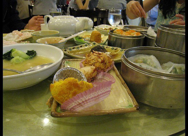 """Dim sum and fresh seafood are the stars in Cantonese cuisine. To get a taste of both, try either <a href=""""http://www.elitechi"""