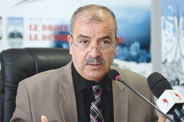 Ministre des ressources en eauHocine