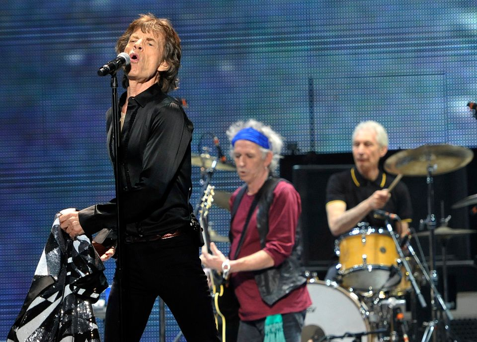 Keith Richards: 'My Most Spectacular Moment Was In