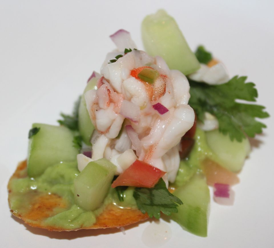 Husband-and-wife team Octavio and Shannon Olivas have been running this ceviche pop-up for more than a year, staging at SoHo
