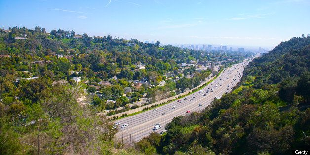 Southbound 405 Closing For Construction - Around Town