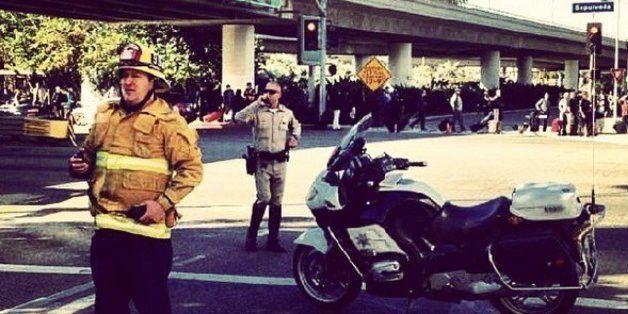 LAX Traffic Jam, Freeway Closures Following Airport Shooting