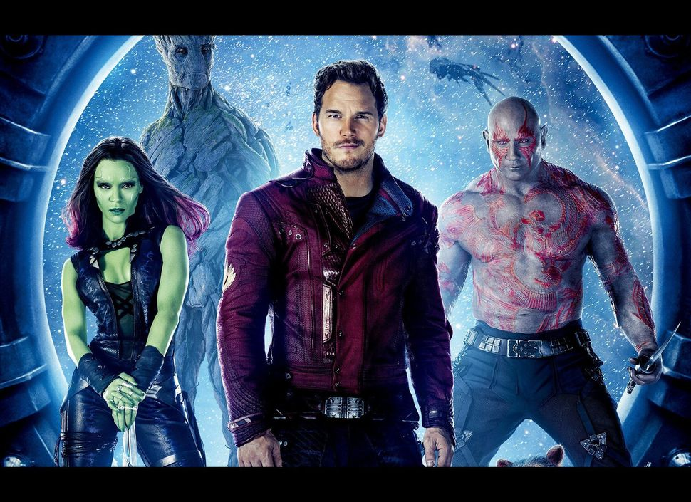 Starring Chris Pratt and directed by James Gun, <em>Guardians of the Galaxy</em> took the box office by a storm upon its rele