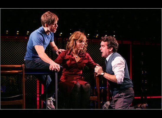 LA, fasten your seatbelts for the next great American rock musical: Next To Normal rolls into town tonight fresh off its vict