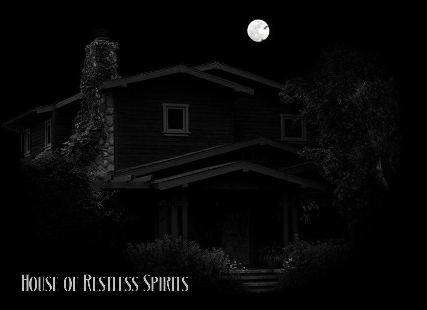 The House of Restless Spirits was built in 1922 for local sea merchant Nathaniel Jacks, who was forced to bury his friends an