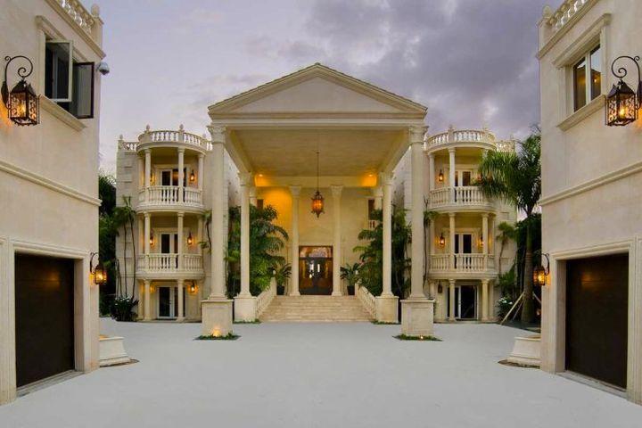 Inside Scott Storch's Old Miami