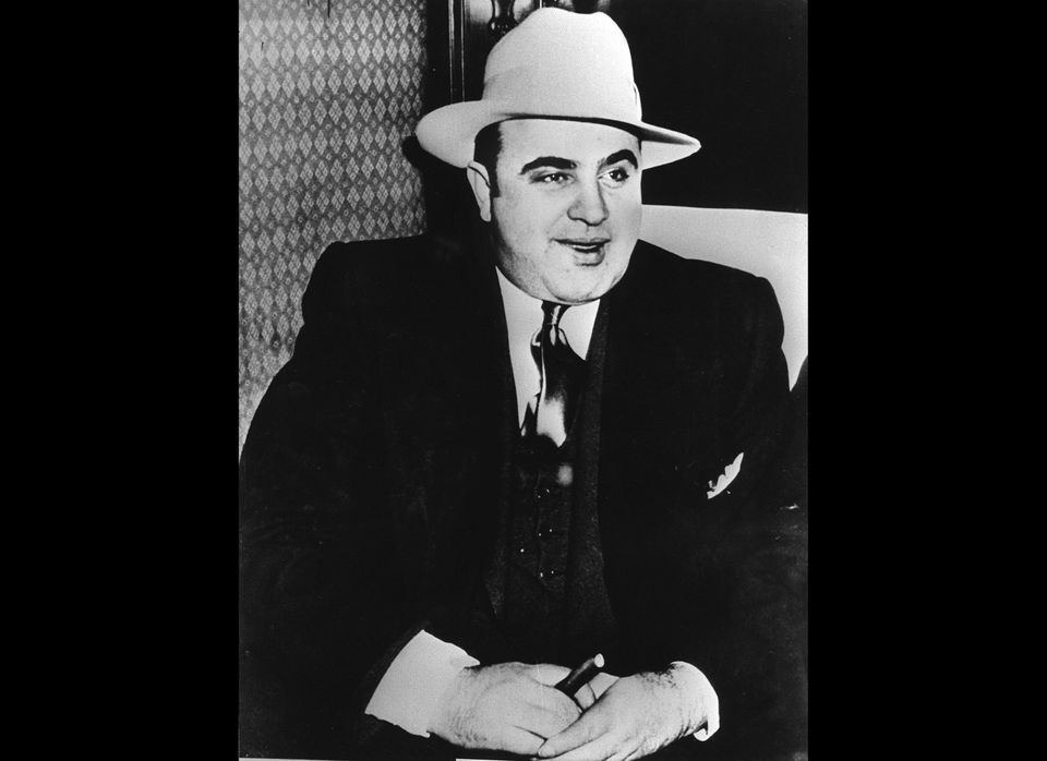 Al Capone did what any respectable gangster does and bought property in Miami. He purchased a mansion at 93 Palm Road in 1928