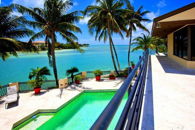 Key Biscayne's Most Expensive Home And Former Set For 'Miami Vice' On Market For $22.3 Million