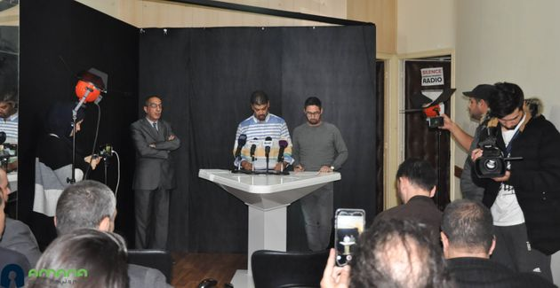 Le syndicat algérien des éditeurs de la presse électronique en conférence...
