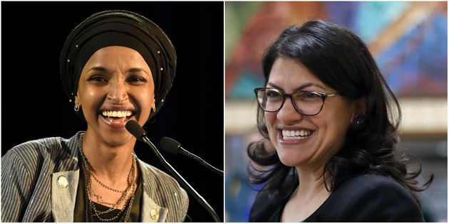 Deux femmes musulmanes élues au Congrès américain, une première
