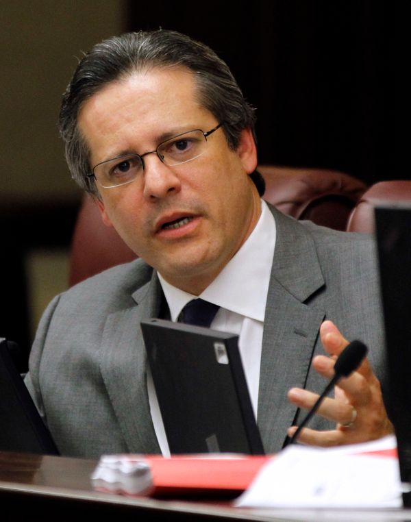 "Miguel Diaz De La Portilla is the Miami Republican who carried the proposal to reduce early voting days, <a href=""http://www."
