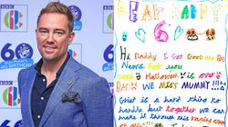 'Together We Can Make It': Simon Thomas Shares Touching Note From Son A Year After Wife's