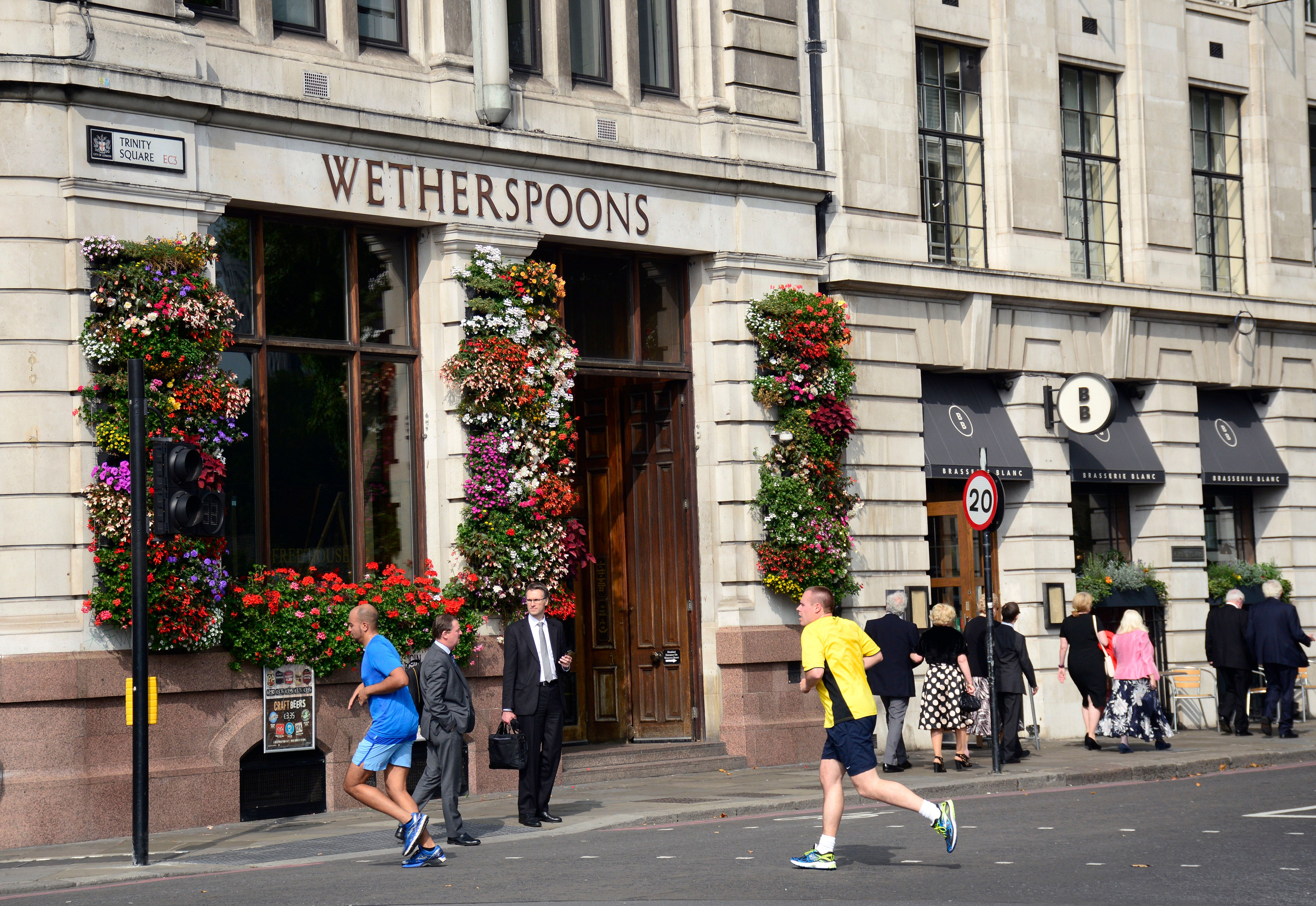Drinks In Wetherspoon's Could Soon Cost More To Fund Higher Staff