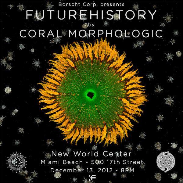 THURSDAY, DECEMBER 13 8:00 - 9:30 PM New World Symphony Soundscape Park 500 17th Street, Miami Beach  Blur the line between s