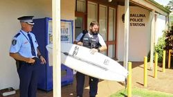 Teacher Fights Off Great White Shark With Surfboard In 'Terrifying'
