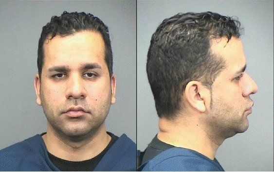Victor Jadoo, Former Pediatric Paramedic, Arrested For