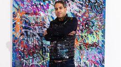 L'artiste new-yorkais JonOne débarque à la BNRM et au MMVI à