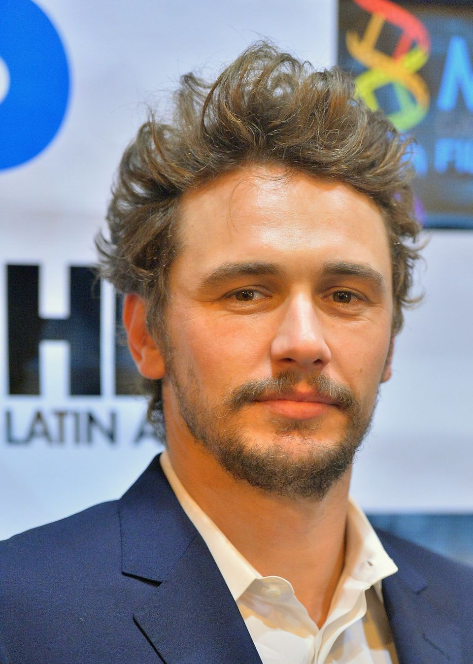 MIAMI, FL - APRIL 27:  James Franco accepts Ally Award at the 15th Annual Miami Gay & Lesbian Film Festivalat Gusman Center f
