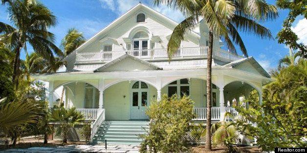Awe Inspiring Best Historic Key West Homes On The Market Photos Huffpost Beutiful Home Inspiration Xortanetmahrainfo