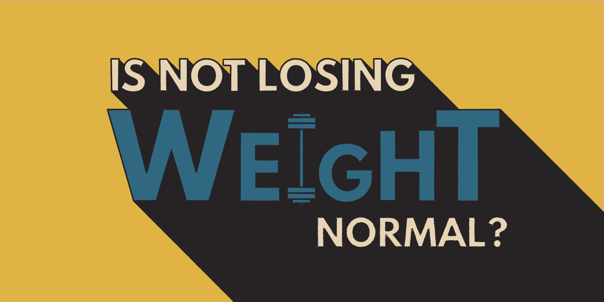 13 Reasons You Might Not Be Losing Weight