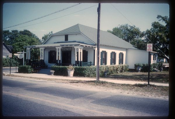 The Lemon City Library is one of the oldest public libraries in South Florida. In 1894, a reading room was established at a h