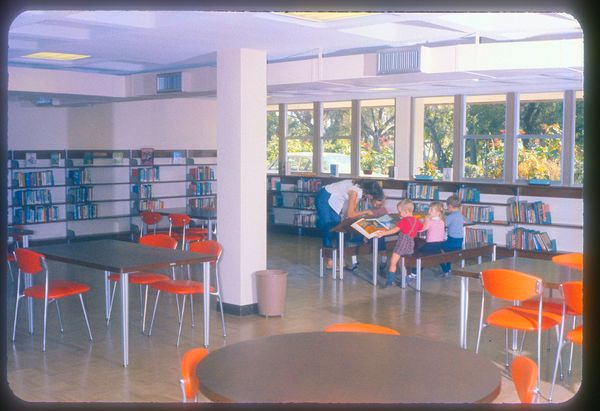 The Miami-Dade Public Library System traces its origin to the late nineteenth century. A reading room was founded in Cocoanut