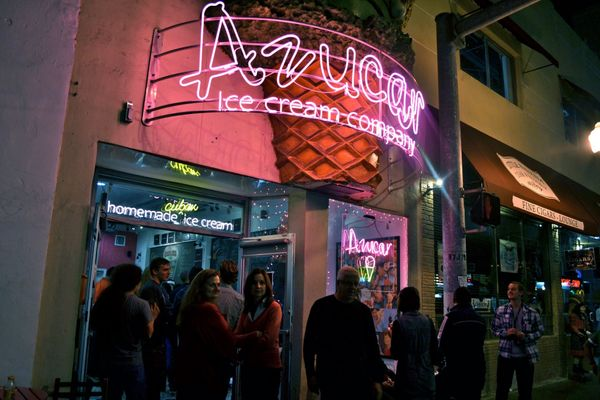 "Calle Ocho's <a href=""http://www.azucaricecream.com/"" target=""_blank"">Azucar Ice Cream</a> has innovative Miami-themed flavor"
