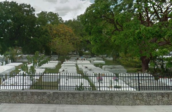 Now known as Charlotte Jane Memorial Park, the cemetery was originally the final resting place for many of Miami's early Baha