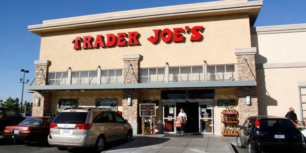 UNITED STATES - NOVEMBER 30:  A Trader Joe's store in Riverside, CA, November 30, 2006. Trader Joe's is a chain of grocery st