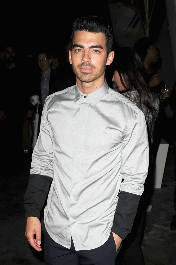 Joe Jonas stopped by Paper Magazine's Break The Internet issue release party at 1111 Lincoln Road.