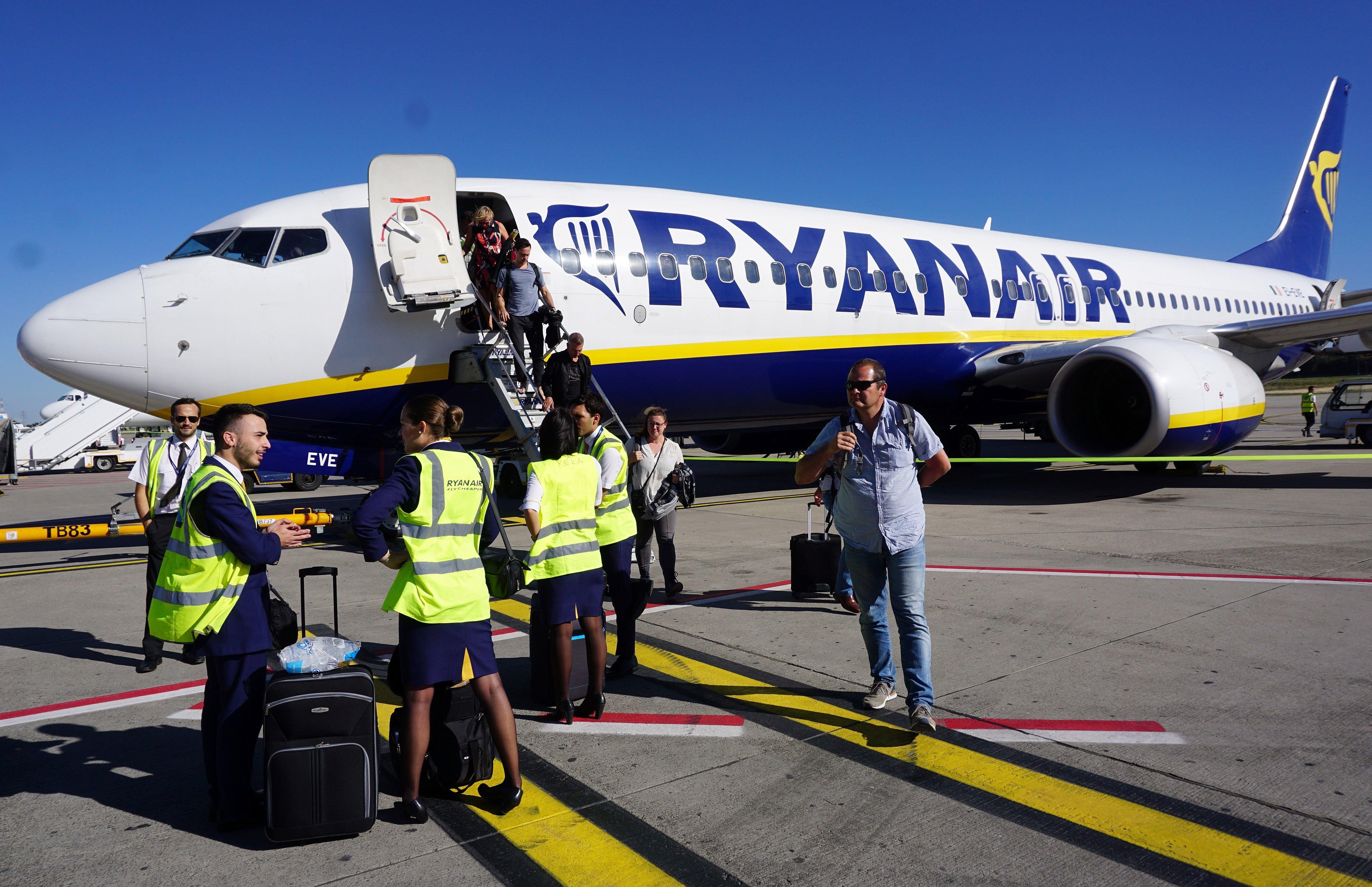 Ryanair-Crew beschwerte sich über miserable Zustände – nun wurde sie