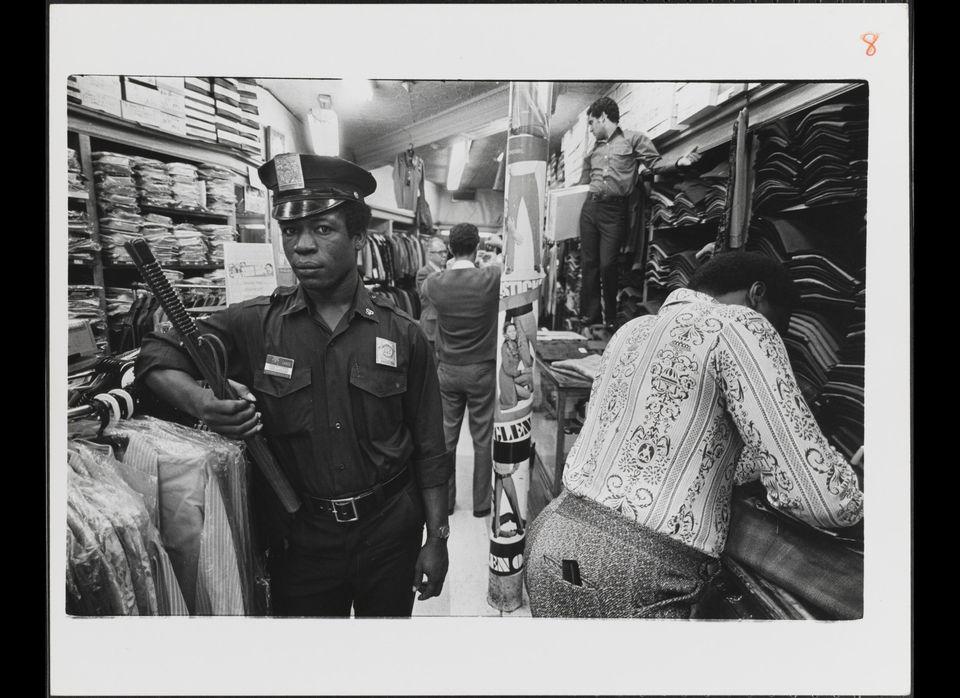Leonard Freed New York City 1972 Gelatin silver print Museum of the City of New York. ©Leonard Freed / Magnum Photos