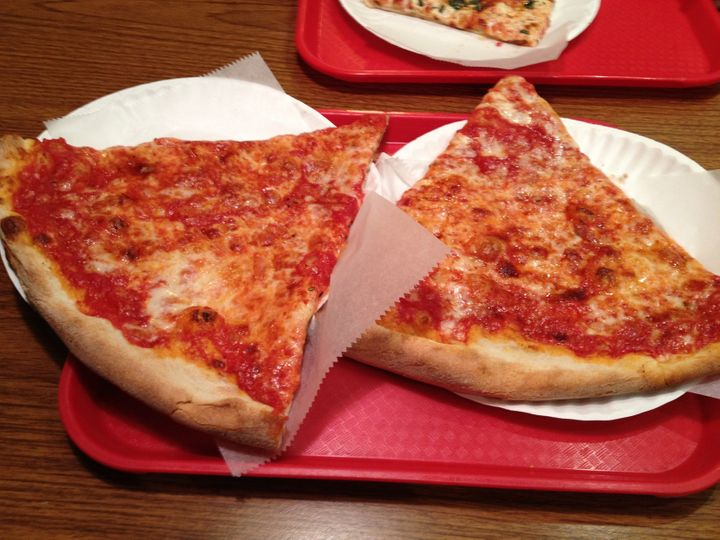 Colin Hagendorf Completes Quest To Eat Slice From Every Manhattan